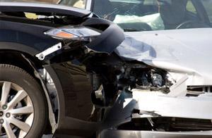 DUI Car Accident