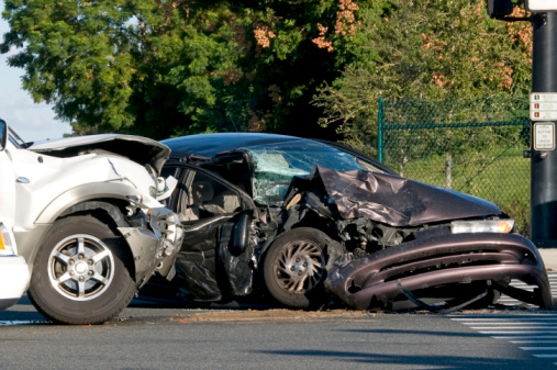 Side Impact Car Accident